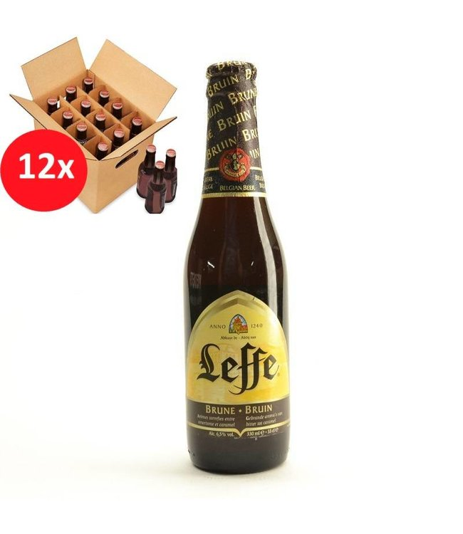 Leffe Bruin 12 Pack