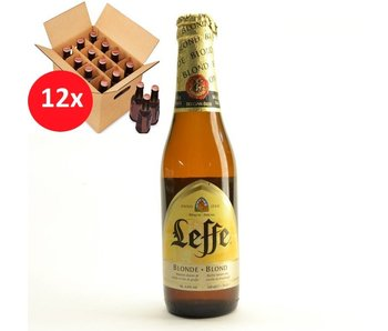 Leffe Blonde 12 Pack