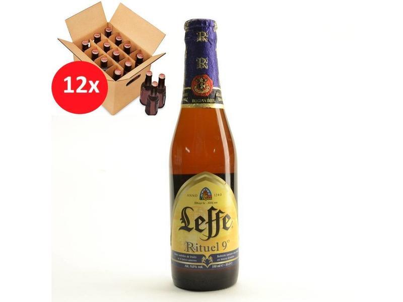 MA 12 pack / CLIP 12 Leffe 9 Rituel  12 Pack