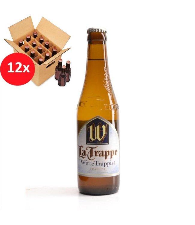 SET VAN 12    l-------l La Trappe Wit 12 Pack