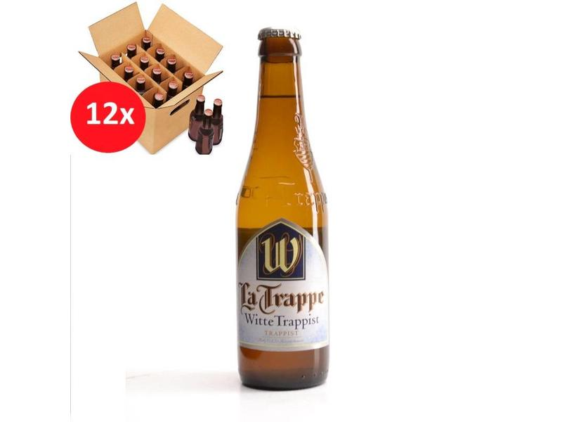 WA 12 pack / CLIP 12 La Trappe Wit 12 Pack