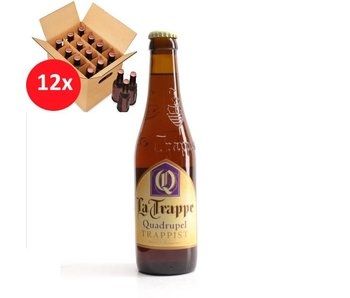 La Trappe Quadrupel 12 Pack