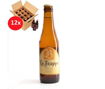 La Trappe Blond 12 Pack