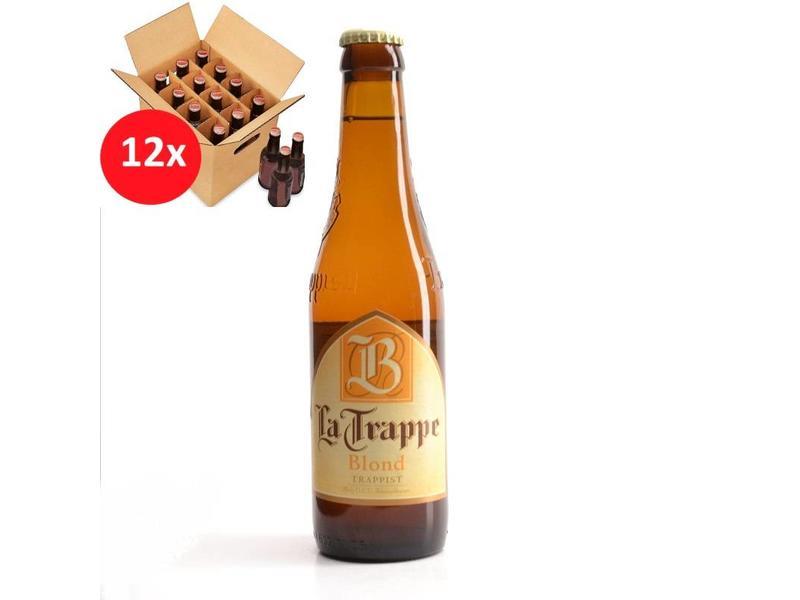 WA 12 pack La Trappe Blond 12 Pack