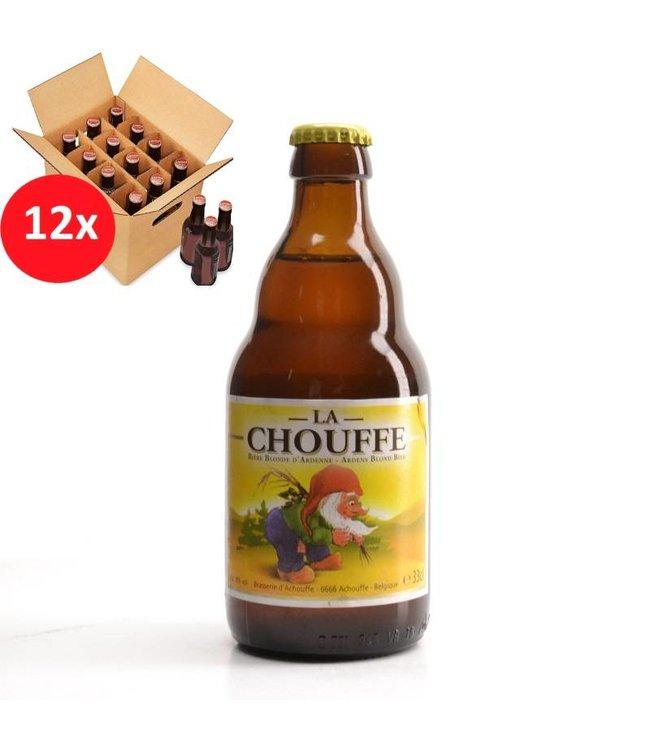 SET VAN 12    l-------l La Chouffe 12 Pack