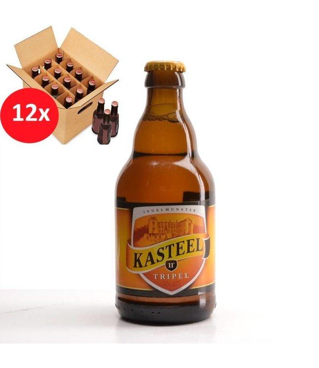 SET VAN 12    l-------l Kasteel Tripel 12 Pack