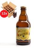 WA 12 pack / CLIP 12 Kasteel Blond 12 Pack