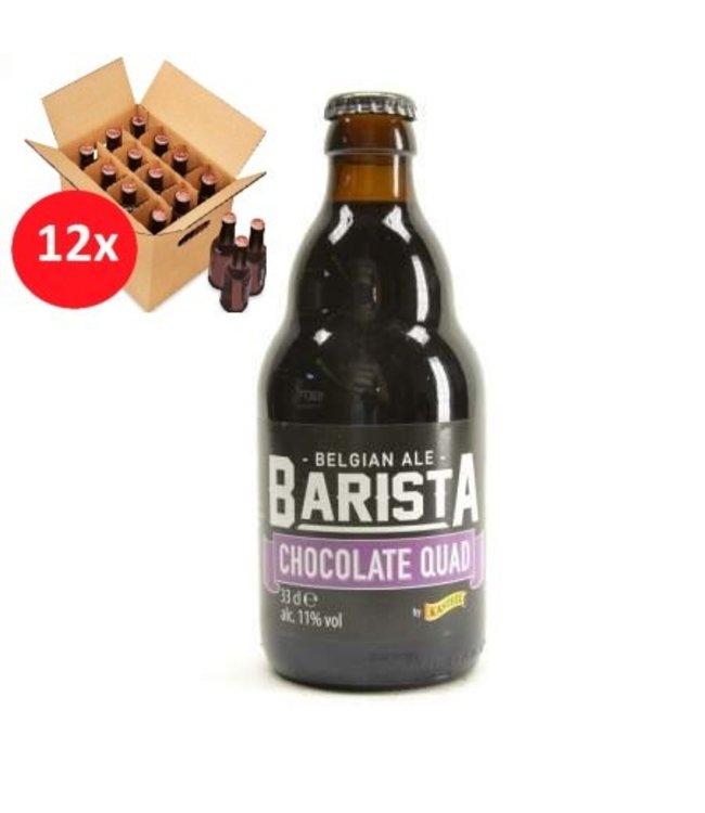 SET VAN 12    l-------l Kasteel Barista   12 Pack