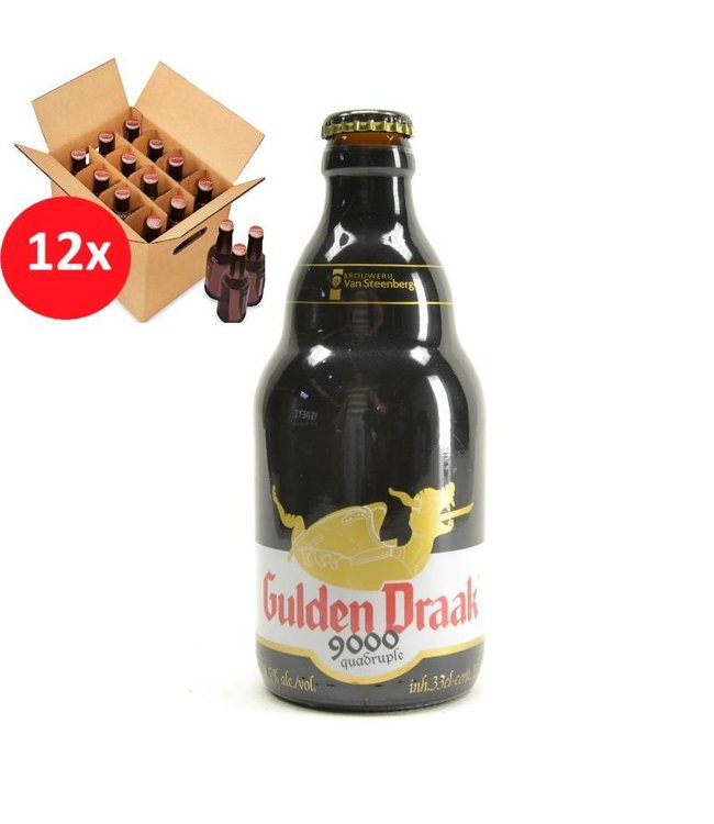 Gulden Draak Quadrupel 12 Pack