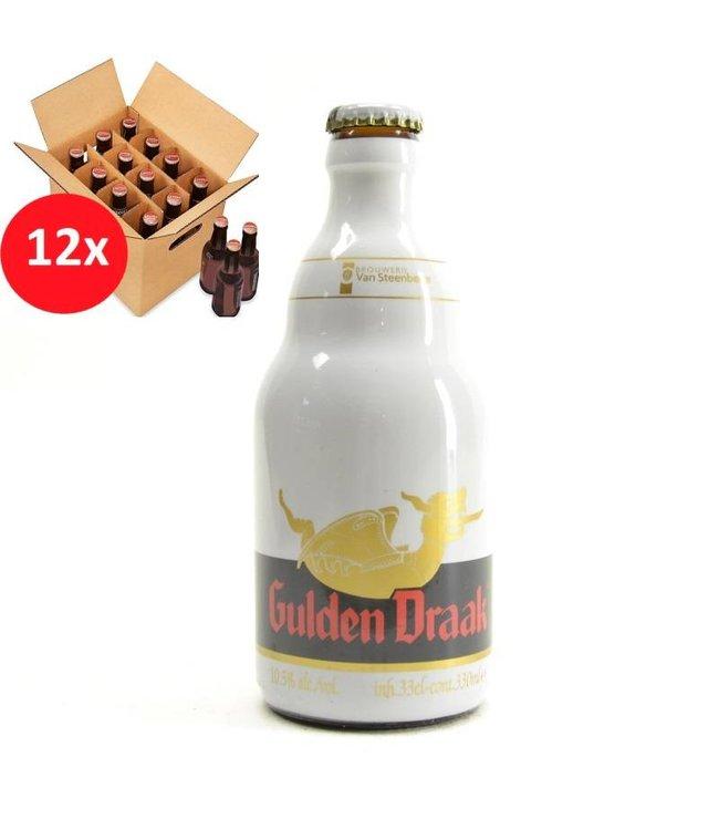 SET VAN 12    l-------l Gulden Draak   12 Pack
