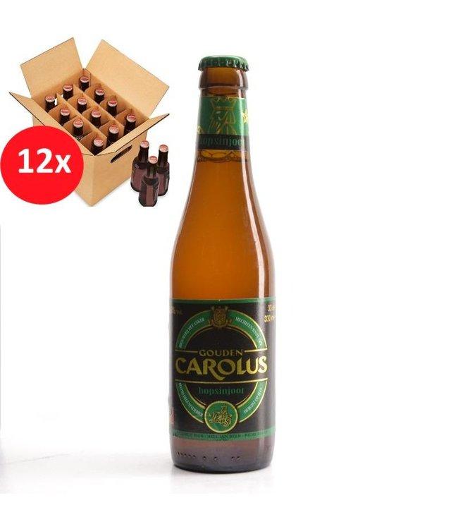 SET VAN 12    l-------l Gouden Carolus Hopsinjoor 12 Pack