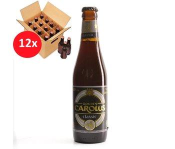 Gouden Carolus Classic 12 Pack