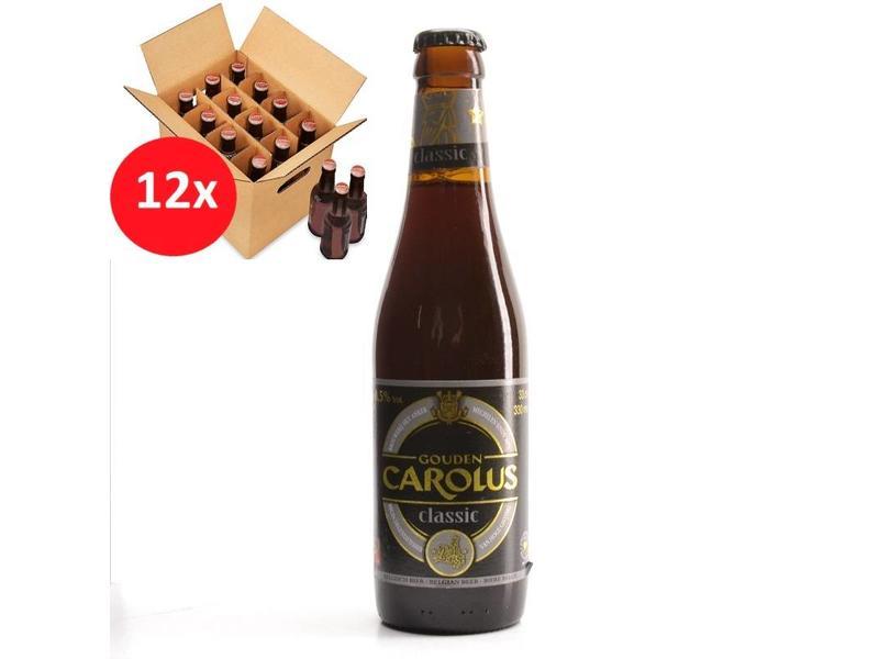 MAGAZIJN // Gouden Carolus Classic 12 Pack