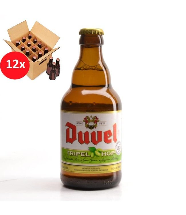 MAGAZIJN // Duvel Tripel Hop 12 Pack