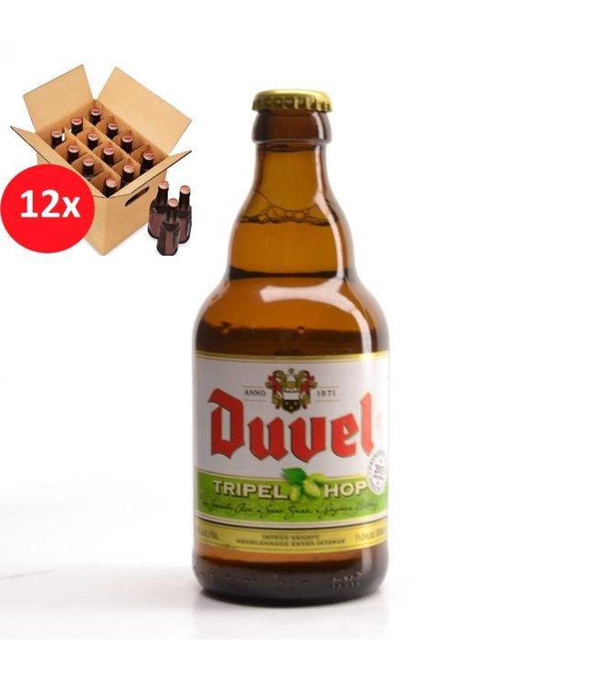 SET VAN 12    l-------l Duvel Tripel Hop 12 Pack
