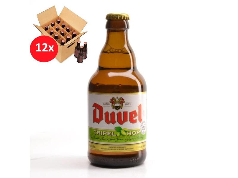 MA 12 pack Duvel Tripel Hop 12 Pack