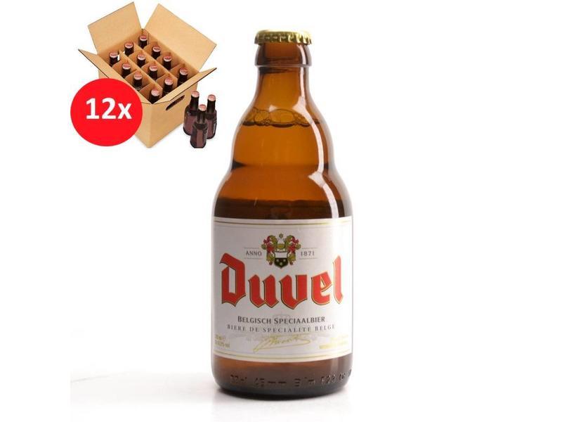 MAGAZIJN // Duvel 12 Pack