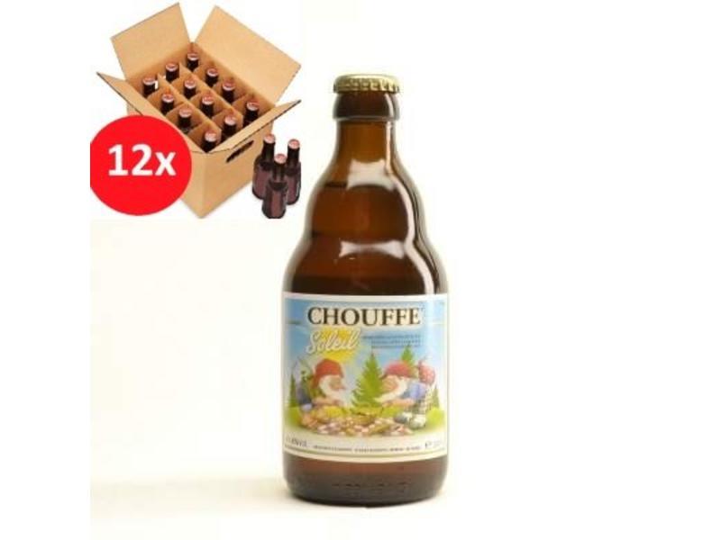 WA 12 pack / CLIP 12 Chouffe Soleil 12 Pack