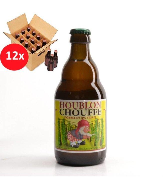 SET VAN 12    l-------l Chouffe Houblon 12 Pack