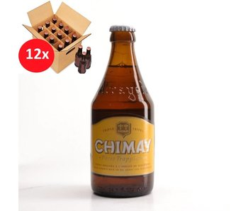 Chimay White 12 Pack