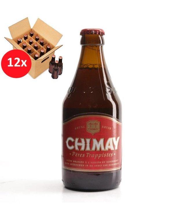 SET VAN 12    l-------l Chimay Rouge 12 Pack