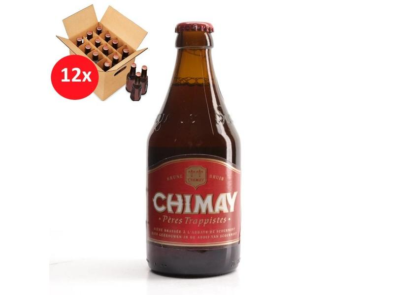 T Chimay Rouge 12 Pack