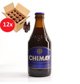 MA 12 pack Chimay Bleu 12 Pack