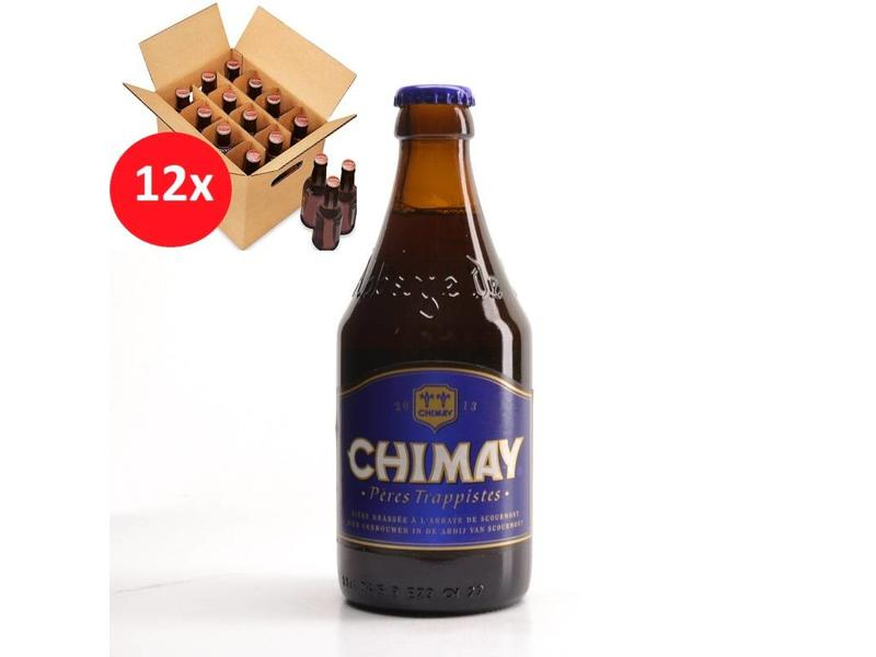 T Chimay Bleu 12 Pack