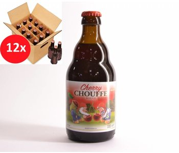 Cherry Chouffe   12 Pack