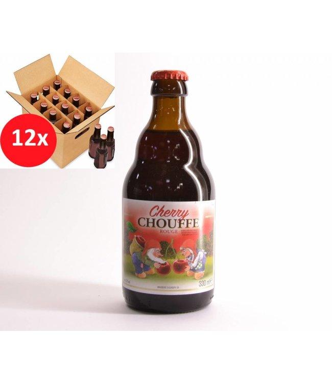 SET VAN 12    l-------l Cherry Chouffe   12 Pack