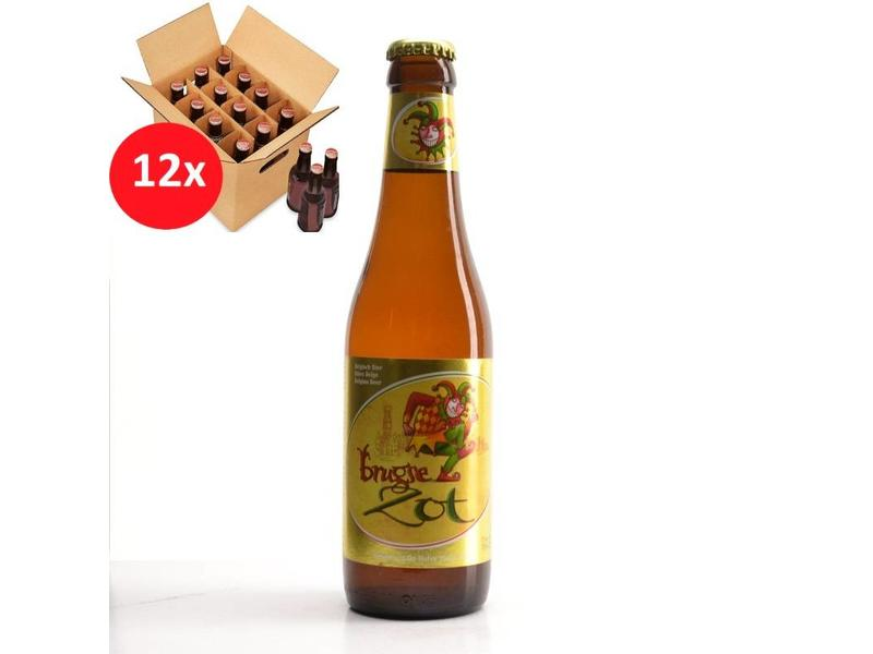 MAGAZIJN // Brugse Zot Blond 12 Pack