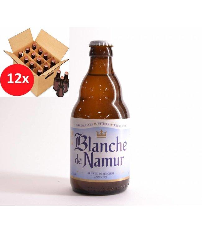 SET VAN 12    l-------l Blanche de Namur  12 Pack