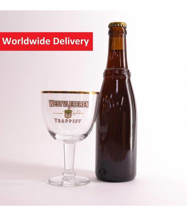 15cl GLAS l-------l Westvleteren Degustatie Bierglas - 15cl