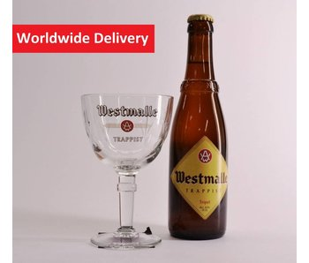 Westmalle Tasting Glass- 17cl.