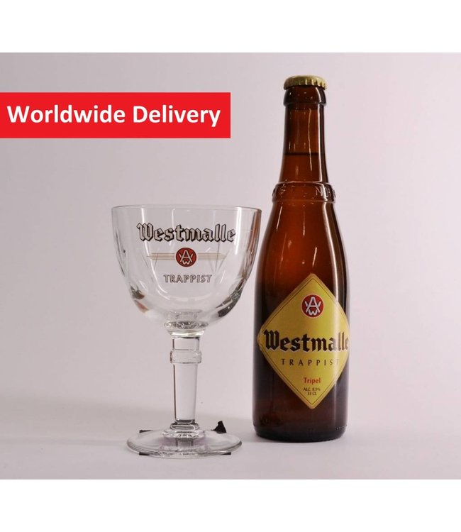 Westmalle Tasting Glass- 25cl