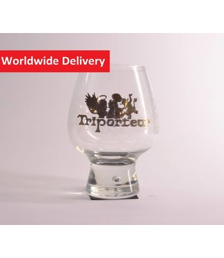 Triporteur Beer Glass (Low) - 33cl.