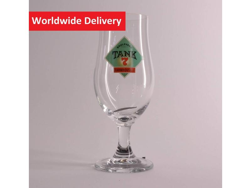 Tank 7 Beer Glass - 25cl.