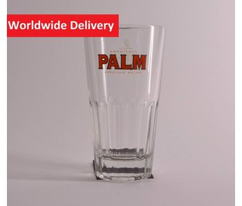 Palm Ribbel Bierglas - 25cl