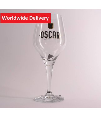Oscar Beer Glass - 33cl.