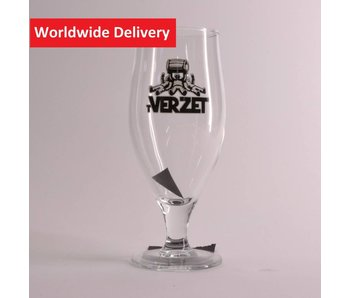 't Verzet Beer Glass - 25cl.