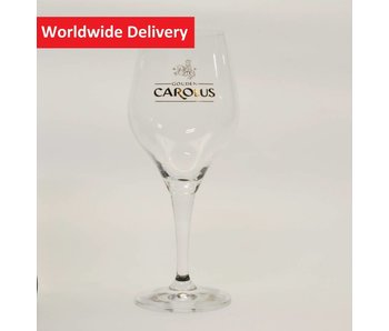 Gouden Carolus Beer Glass - 33cl.