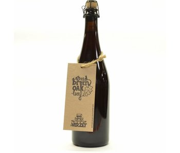Verzet Oud Brown Oak Leaf - 75cl