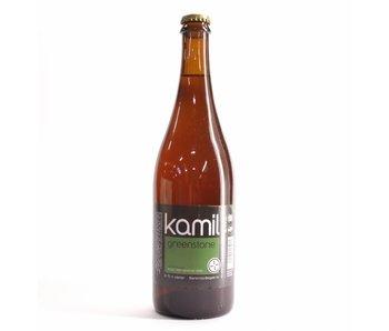 Kamil Greenstone - 75cl
