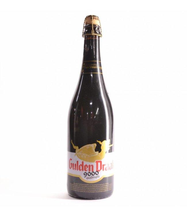 75cl   l-------l Gulden Draak 9000 Quadrupel - 75cl