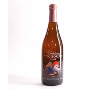 Chateau D'Ychouffe Rose - 75cl