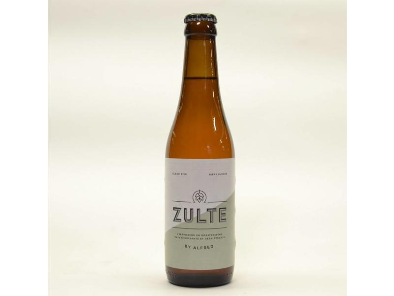 WA Zulte Blond - 33cl
