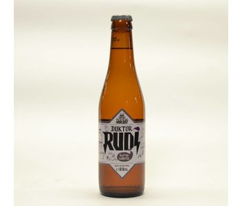 Verzet Doktor Rudy Healing Liquid - 33cl