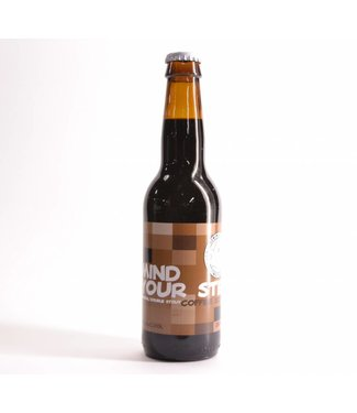 Uiltje Mind your Step Coffee - 33cl