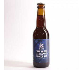 Kees Wee Heavy Scotch Ale - 33cl