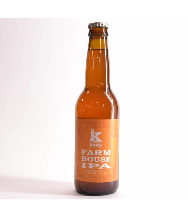 Kees Farm House IPA - 33cl